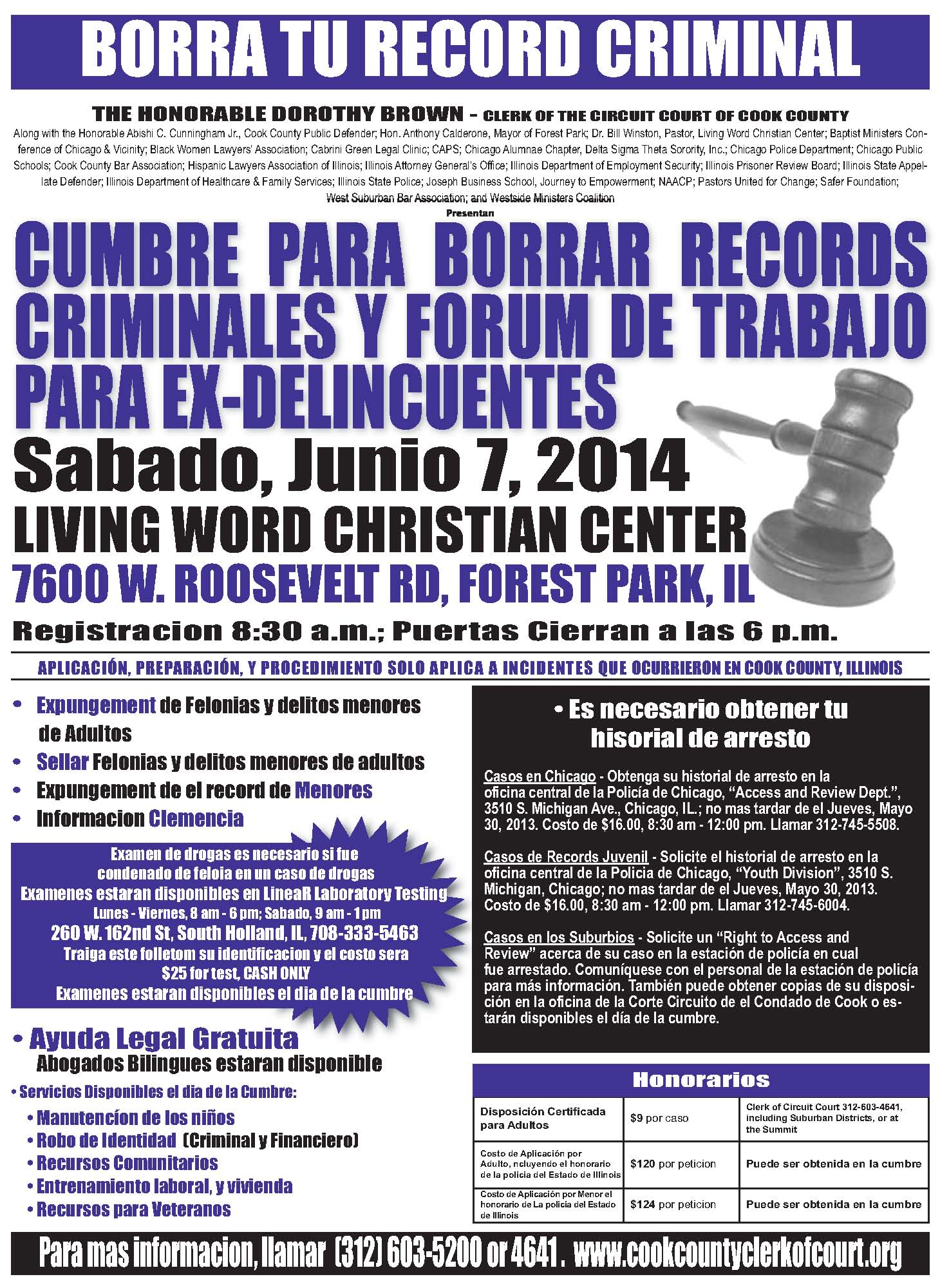 2014 Expungement flyer bilingual 2sided Page 2