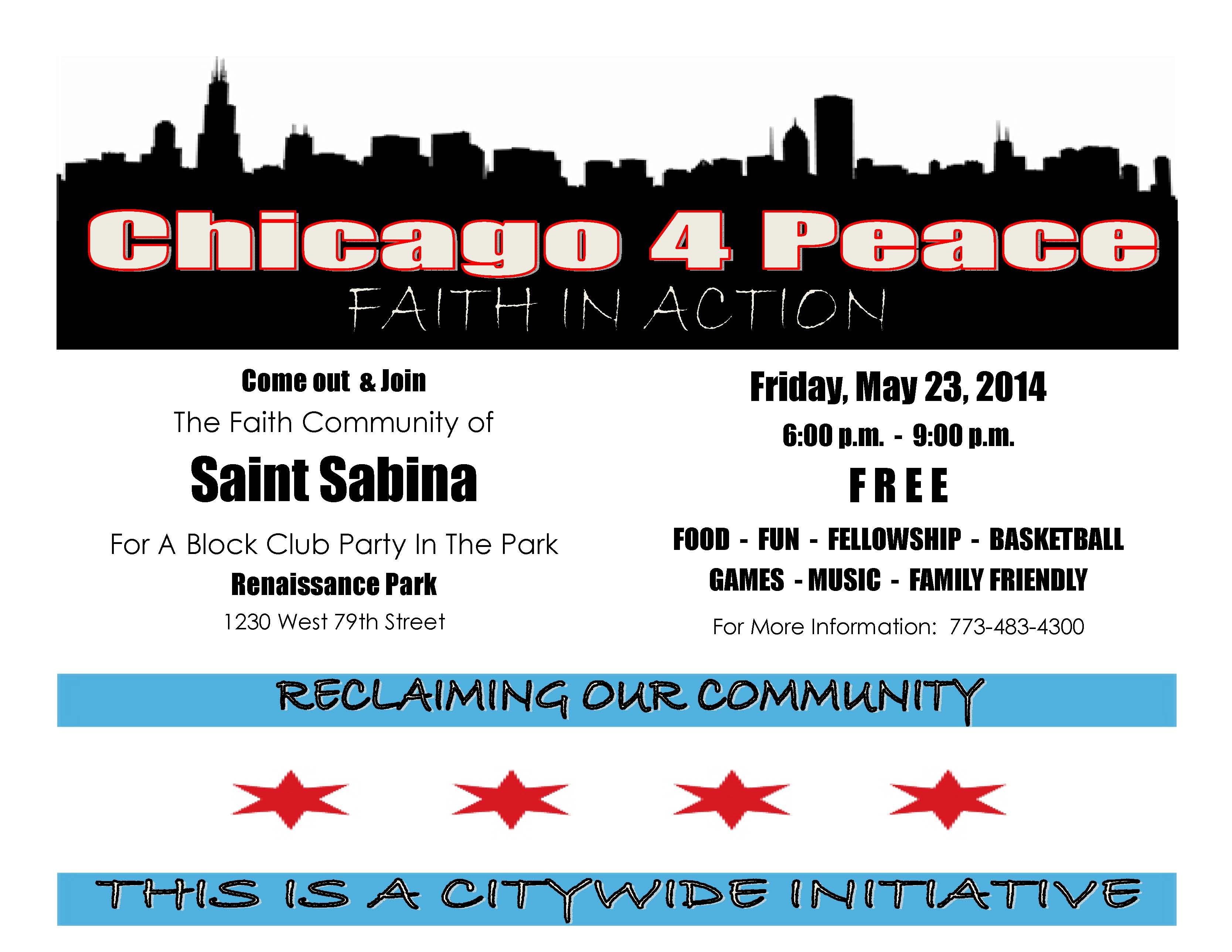 Chicago4Peace